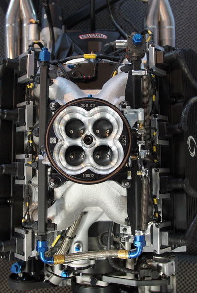 Do Nascar Race Cars Have Alternators