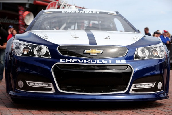 Peeling the onion that is this 2013 NASCAR stocker