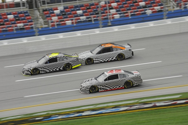 So how is NASCAR's new 2013 Daytona-Talladega car really shaping up?
