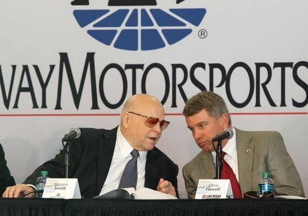 Bruton Smith amps up his call for NASCAR to cut speeds and ban start-and-parks
