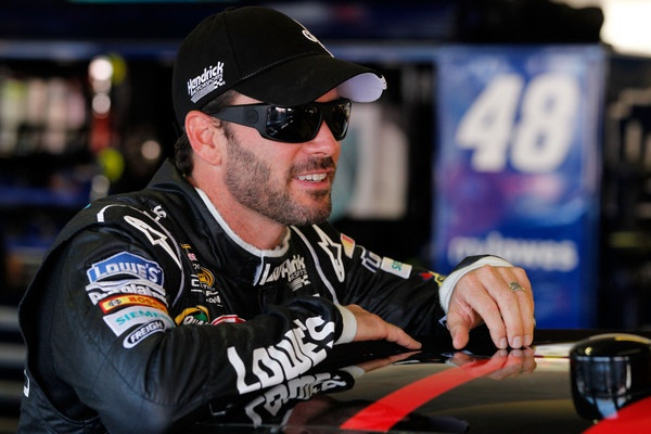 Just as Jimmie Johnson was looking almost a lock for championship number six, NASCAR steps in with an unexpected rules change