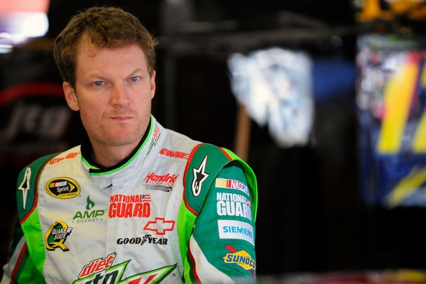 Dale Earnhardt Jr: best season ever? That championship carrot is right out in front of him to chase
