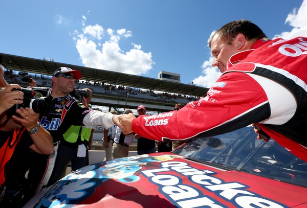 Ryan Newman's 400 victory is heart-warming, yes...but the Brickyard trendline keeps weakening