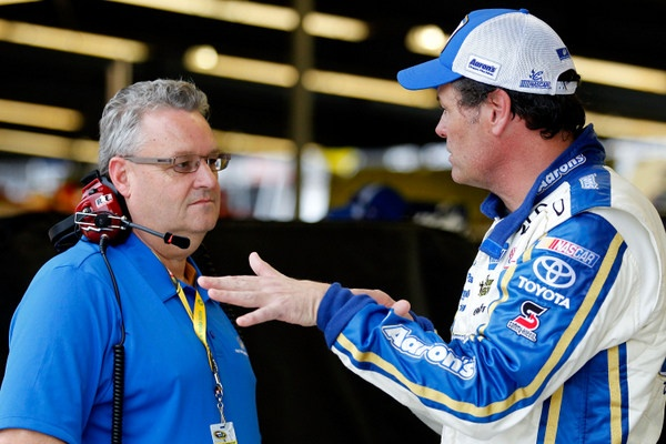 Michael Waltrip's guys? Wow, what a year. Now, time for an encore? What next to surprise?