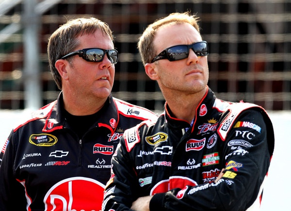 Can Gil Martin turn things around for Kevin Harvick? But, uh, why did Harvick fire Martin last year anyway?