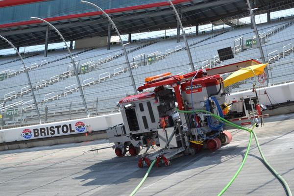 Action, action, where's all the action in NASCAR-country? Bruton Smith hopes to refire fans with his Bristol remodel