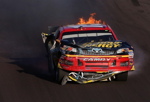 Jeff Gordon: will Sunday be a Payback 400? He's not sure what to expect, after his Phoenix controversy. And can Keselowski escape?