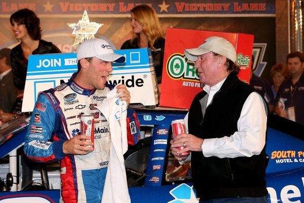 Kevin Harvick planning to leave Richard Childress to join Tony Stewart?