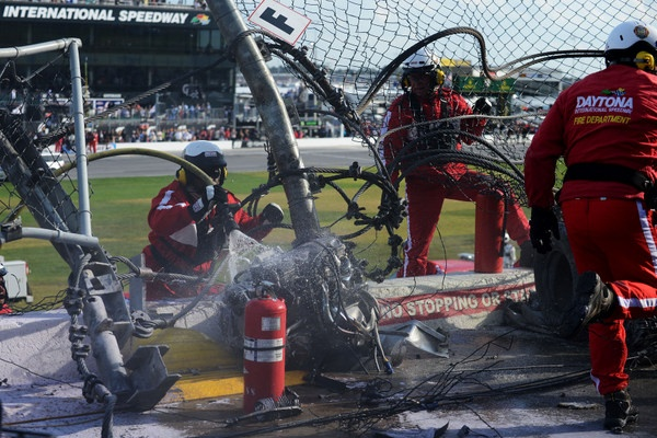 The Kyle Larson/Daytona crash examination update: Steve O'Donnell says....