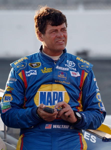 NAPA dumps Michael Waltrip....and questions about NASCAR's mishandling of the Richmond 400 become even more pointed