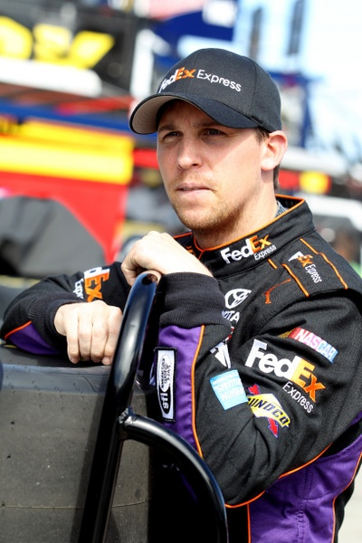 How fast is too fast? And just how healthy is Denny Hamlin for the Talladega 500?