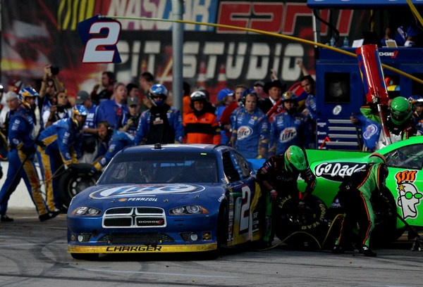 Texas! And  NASCAR's racers are on a roll. So let's size up things six races into the new season