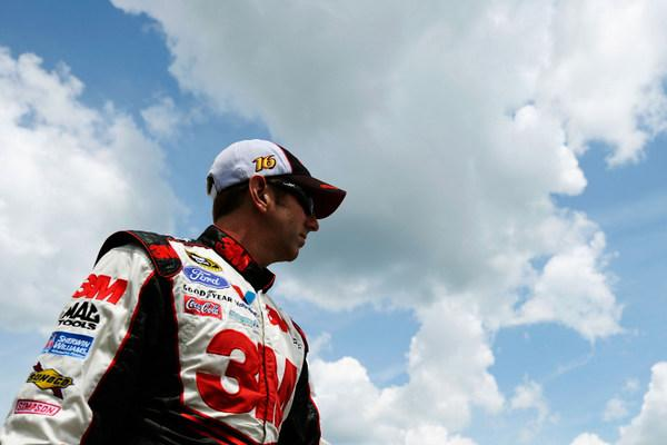 Wow! 218 mph at Michigan...fastest day in NASCAR history...and drivers are, uh, concerned