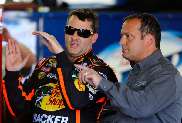 What next for Tony Stewart? Greg Zipadelli awaits word from the doctors