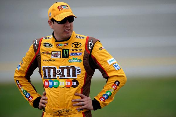 Can Kyle Busch rout the All-Star field? Maybe so
