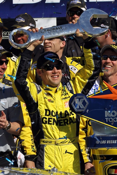 Matt Kenseth wins Vegas...and NASCAR officials breathe a sigh of relief