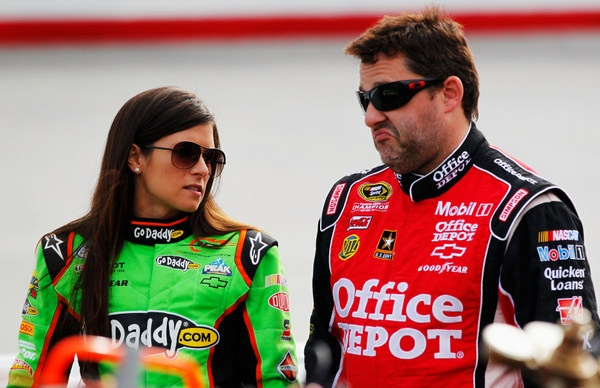 For Danica Patrick, this NASCAR stuff isn't getting any prettier