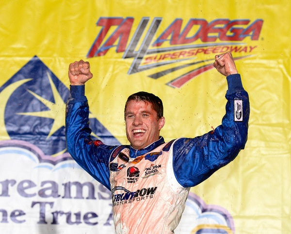 Underdogs Win Talladega! Can Bob Jenkins milk this surprise?