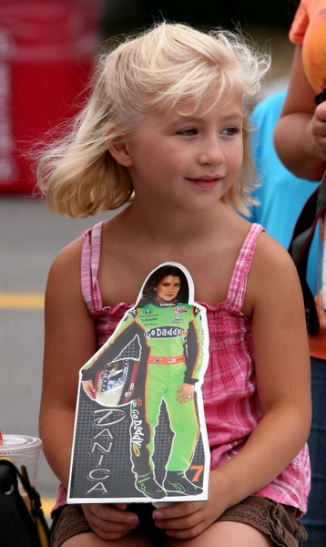 Danica Patrick: You think you know her, but maybe you don't