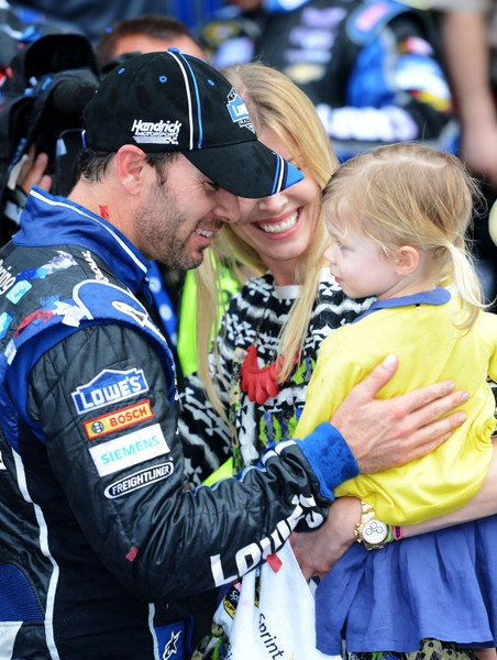 As Jimmie Johnson carries the Daytona 500 banner to NYC and beyond, let's look a little closer at this year's race