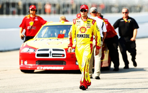 The AJ Saga: Sam Hornish Jr.'s Take, and Brad Keselowski's Take