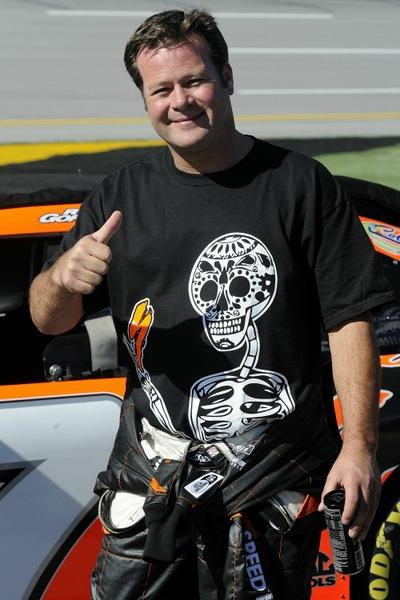 Robby Gordon resurfaces, to announce a new 'IROC' Truck series