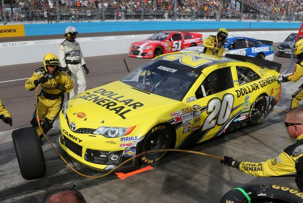 Matt Kenseth concedes it's Jimmie Johnson's championship now...while Kevin Harvick and Richard Childress wax nostalgic as their time together draws to a close