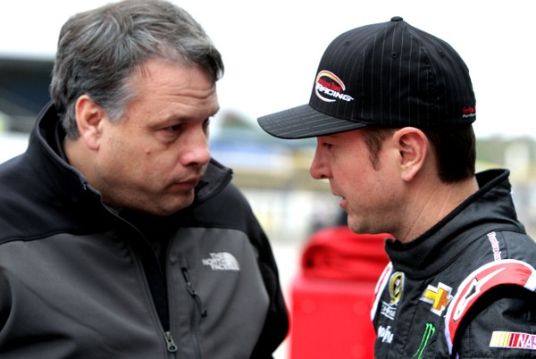 Kurt Busch: kindred spirit with Bobby Allison