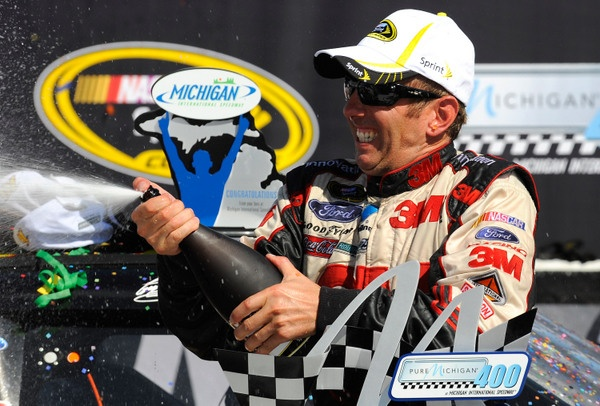 Chasing Jimmie Johnson...and time for Greg Biffle to start hammering