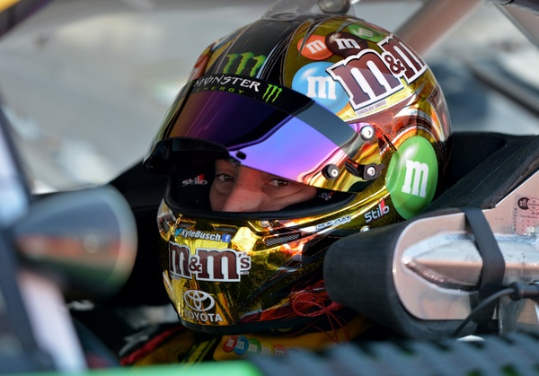 Kyle and Kasey are hot at Bristol, and so is Denny. But what the heck is going on inside the heads of NASCAR executives?