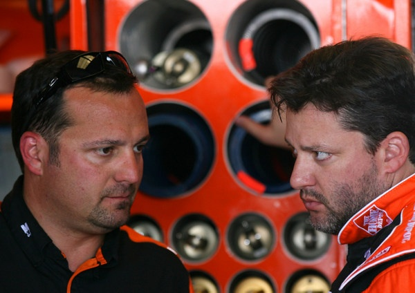 Greg Zipadelli ponders his new role, and how to reshape Tony Stewart's operation