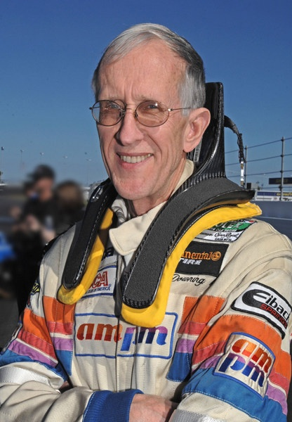 Too many fatal racing crashes this season, HANS designer Jim Downing decries