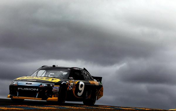 Marcos Ambrose and Jeff Gordon facing off in Sonoma 350...and Robby Gordon finally reappears