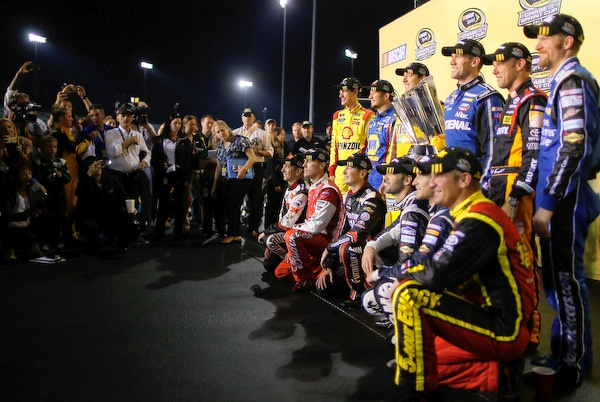 Ryan Newman: Will NASCAR now remedy Richmond's apparent wrong and put him and Jeff Gordon into the championship playoffs?