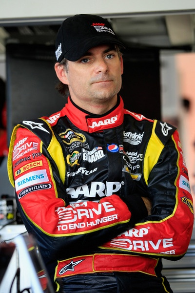 Jeff Gordon, on the 2013s...and a little stock car racing history