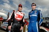 What's up in the Ford camp? Carl Edwards and Greg Biffle say Team Ford is behind the curve right now