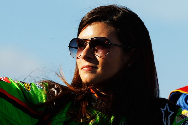 Danica Patrick: 'a falling star'? Ouch!
