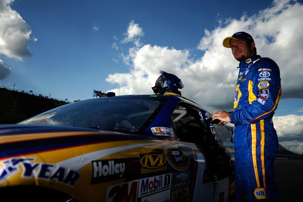 NASCAR gets a big sponsorship pop with NAPA's 3-Yr renewal...and OBTW Martin Truex Jr. signs a new 3-Yr contract too