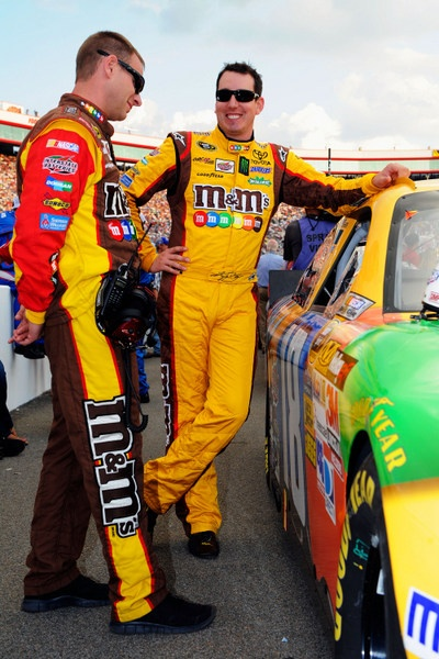 For Kyle Busch and crew chief Dave Rogers, time to exorcise those ghosts of playoffs past...