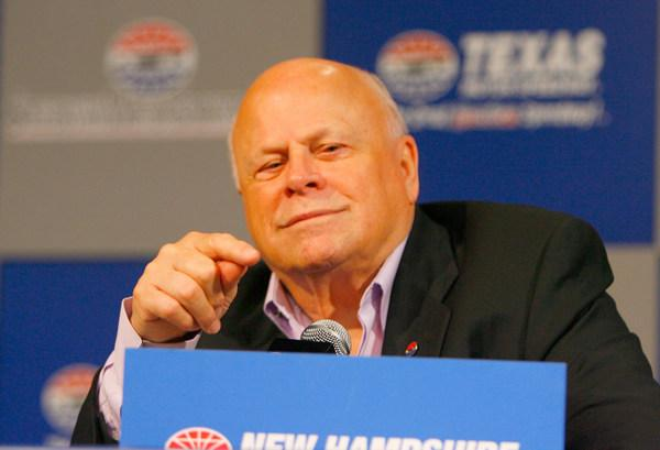 So Bruton Smith, having resolved traffic, is basking in serenity? Maybe we can rattle his cage....