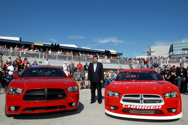 It's official: Dodge is quitting NASCAR at the end of 2012