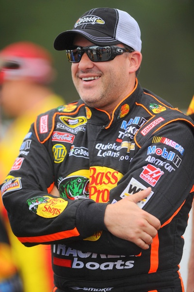 Tony Stewart's sprint car crash and surgery may doom his NASCAR playoff chances